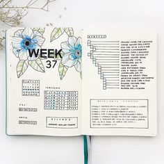 The week of my vacation on my Bullet Journal. The days in Stockholm was so busy and I organized my tasks in this way, what do you think? I love this layout! #BulletJournalWeeklyLog