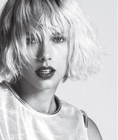 Taylor Swift for Vogue || May 2016