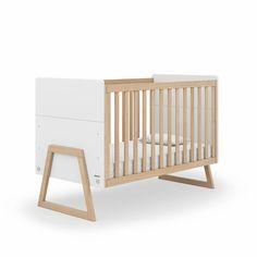Domino 2-in-1 Convertible Crib - Project Nursery Baby Nursery Decor, Project Nursery, Nursery Ideas, Room Ideas, Bunk Beds For Girls Room, Convertible Crib, Crib Mattress, Room Tour, Baby Furniture