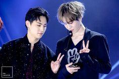 JB and Yugyeom GOT7