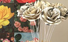 Paper Roses - The Collective – It's a Wrap Exhibition