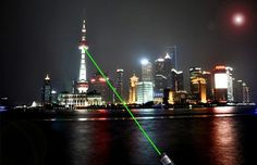 groene 100mw laserpen