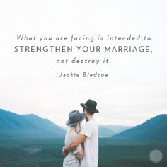 """""""We were miles apart and didn't even know it..."""" Click to read today's guest devotion by Jackie Bledsoe at proverbs31.org"""