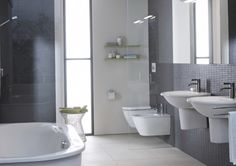 Modern Bathroom Designs Darling Collection