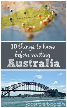 Traveling to Australia? Here's 10 things to know before you visit Australia. Tips from an American who lived in the country and then has visited numerous times! Visit Australia, Western Australia, Australia Travel, Australia Holidays, Travel With Kids, Family Travel, Arduino, Amazing Destinations, Travel Destinations