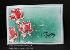 Lotus Blossom. You can choose this stamp set FREE when you order $90 in product in Australia. You'll find it in the Sale a Bration Catalogue in the side bar.