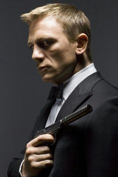 Or may be you, Mr. Craig alias 007, Can you save the Queen?