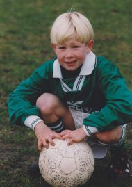 Young Kevin De Bruyne