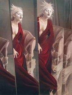 An Enchanting Vision - Vogue Italia - Sølve Sundsbø on Behance