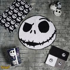 All things #JackSkellington for your bathroom!