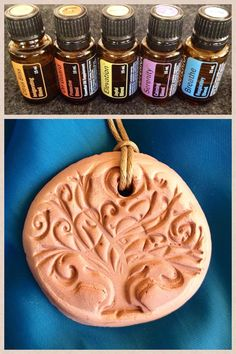 Healing Terracotta Clay TREE of Life . To explore and purchase essential oils visit: mydoterra.com/manuelahayes