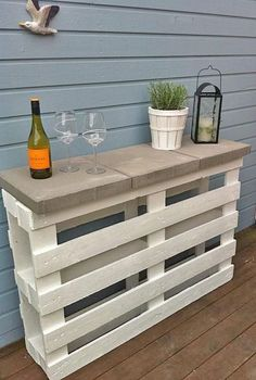 Diy Projects Outdoor Furniture, Pallet Garden Furniture, Diy Pallet Projects, Diy Furniture, Garden Pallet, Outdoor Palette Furniture, Palete Furniture, Pallet Crafts, Backyard Projects