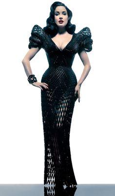 3D printer dress