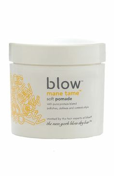 blowpro® 'mane tame™' soft pomade available at #Nordstrom no frizz ponytail