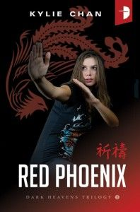 Red Phoenix by Kylie Chan Book Review, New Books, Kylie, Science Fiction, Phoenix, Watch, Reading, Red, Sci Fi