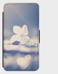 Handytaschen - Flip Smartphone Case  - ein Designerstück von Heavensblue-Fotografie bei DaWanda