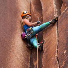 Breaking In New Rock Climbing Shoes