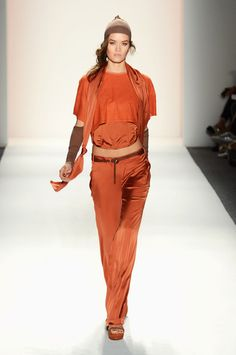 Nicholas K - Runway - Spring 2013 Mercedes-Benz Fashion Week