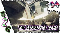 NieR Automata #04 🎮 The Resistance Camp