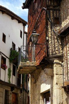 Mogarraz, Salamanca, Castilla y León, España