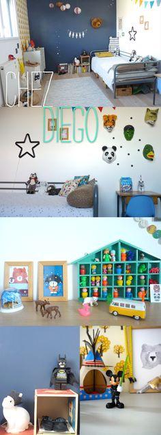 La chambre de Diego