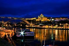Ribeira by night!