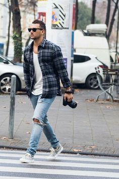 Mens Street Style Looks To Help You Look Sharp