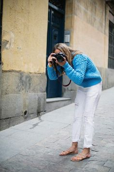 Los 7 días/ 7 looks de #BertaBernad © Josefina Andrés