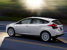 And the more affordable EV from a Family owned Company   ford_focusEV