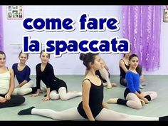 Come fare la spaccata