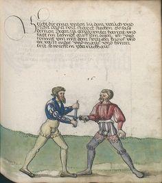 Title: Goliath (MS Germ.Quart.2020), Page: Folio 97r, Date: 1510-1520