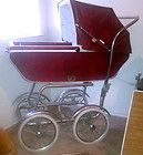 Hubco Baby Doll Stroller Carriage 1970's