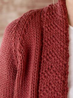 Marsala | Berroco Who wouldn't want to make a sweater named after a wine?!