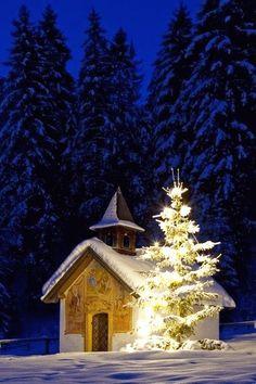 Belle image animée de Noël