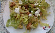 SUROVINY 5 g olej slunečnicový 80 g kuřecí maso 7 g grilovací koření 25 gjablko 1/4 ks salát ledový Tacos, Mexican, Chicken, Ethnic Recipes, Fitness, Author, Salads, Gymnastics, Buffalo Chicken