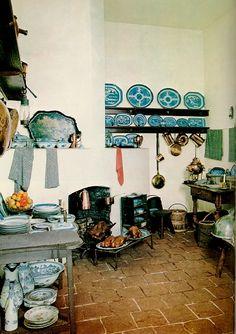 Mt. Vernon kitchen