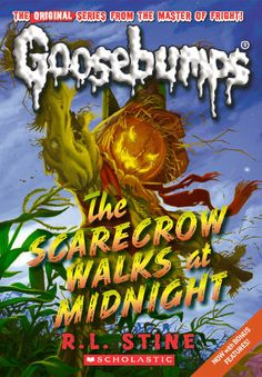 Goosebumps 20: The Scarecrow Walks at Midnight by RL Stine (PDF)