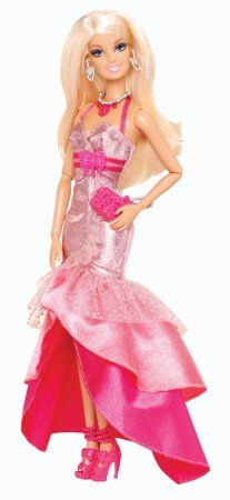 Barbie Fashionistas in The Spotlight Gown Doll