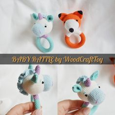 Baby rattle by WoodCraftToy, custom orders - https://www.etsy.com/shop/WoodCraftToy?section_id=17770998