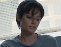 Angelina Jolie in Salt w/ short hair | My fav hairstyle | Pinterest