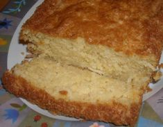 Tropical Coconut Bread  (Yum, this was amazing for breakfast toasted with some monkey butter.)