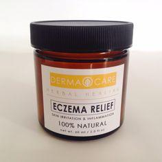 All-Natural Eczema Relief. Eczema Relief, Natural Skin Care, Herbalism, Bee, Skincare, Healing, Food, Herbal Medicine, Honey Bees