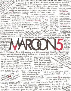 Maroon 5 Songs About Jane Album lyrics