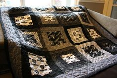 Oakland Raiders Nation Quilt NFL