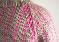 Friendly Fair Isle Sweater   Purl Soho - Create