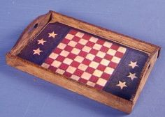 Hey, I found this really awesome Etsy listing at https://www.etsy.com/listing/57105913/americana-checkerboard-tray-1-inch-scale