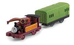 Thomas the Train: TrackMaster Harvey with Car