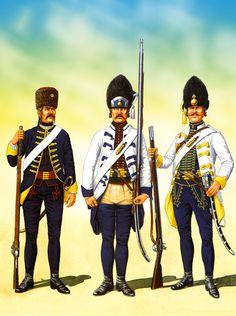 Austrian Haller Regiment Grenadiers