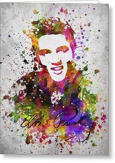 """Colorful digital drawing of 1958 """"King Creole"""" Elvis Presley - Elvis Presley In… Elvis Presley Wallpaper, Elvis Presley Photos, Beatles, King Creole, Lego, Artwork Images, Art Prints For Sale, Graceland, Pop Art"""