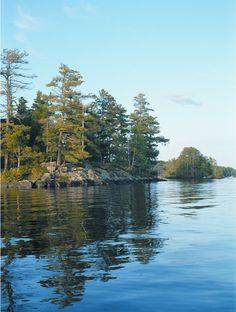 Rocky Shoreline #LakeVermilion #Minnesota